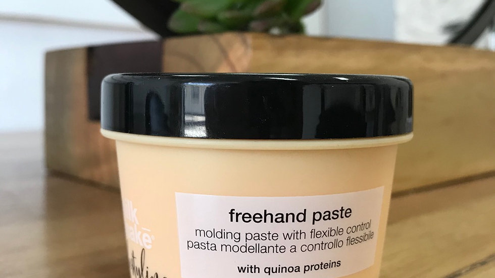 Free hand paste