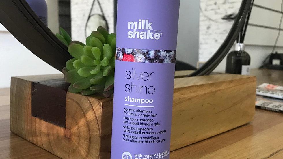 Silver shine shampoo