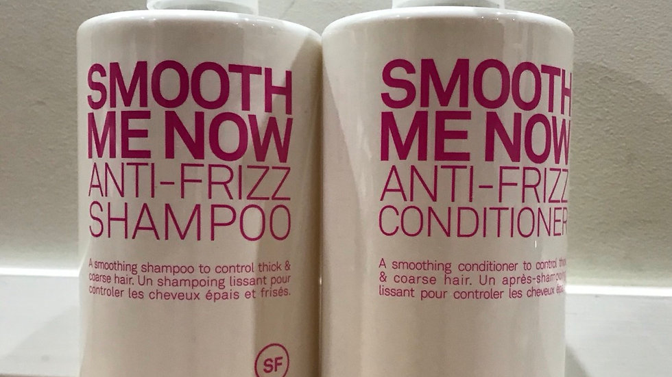 500ml smooth duo  (shampoo and conditioner)