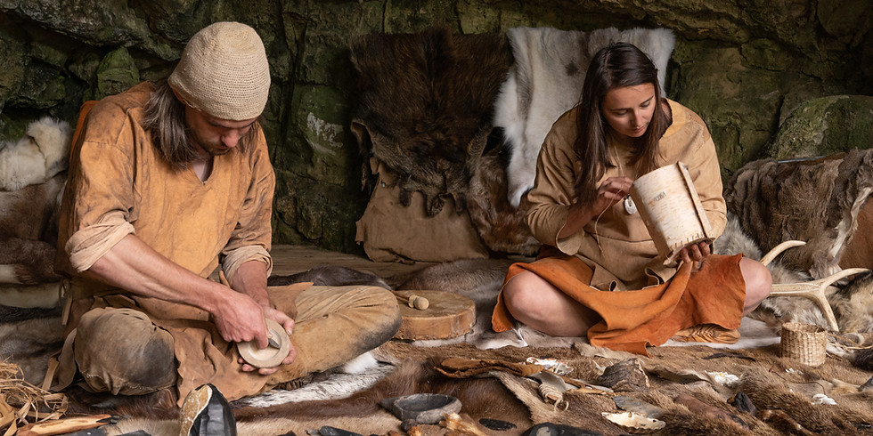 Stone Age & Bronze Age Living History Day
