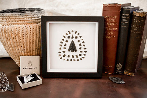 Arrowhead (Framed)