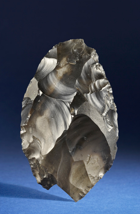 Flint Handaxe found at Happisburgh
