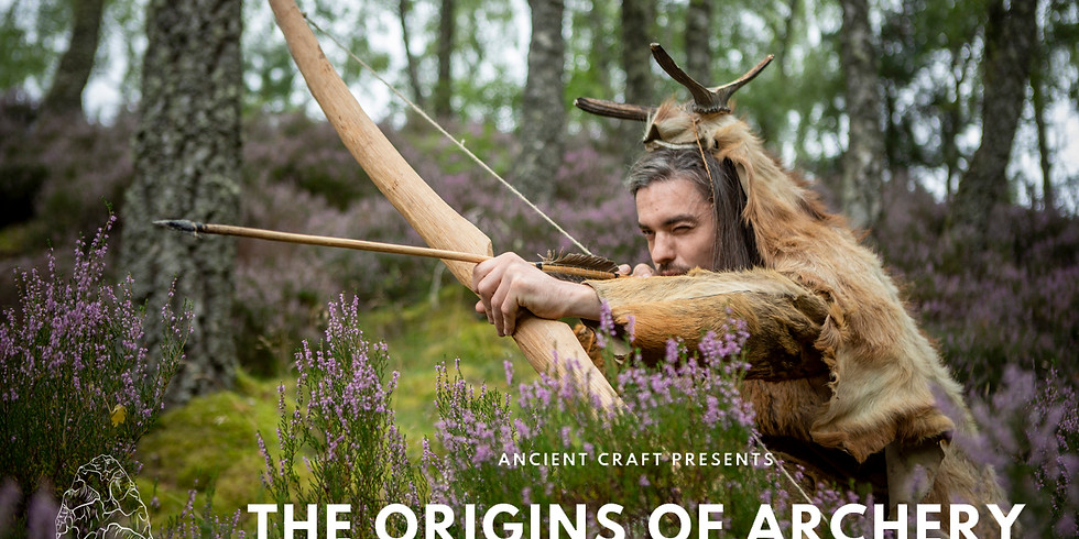 The Origins of Archery - Talk by Dr James Dilley