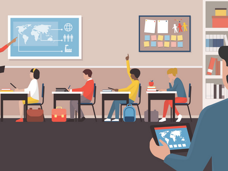 Edusoft learning management system : Utilizing the power of Tablets in Teaching and Learning