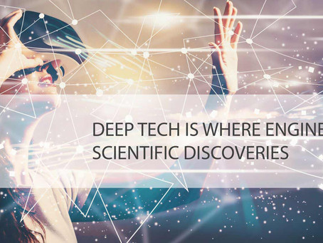 Deep Tech - Revolutionising The Tech-scape Of India