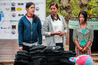 T-shirt Volunteers