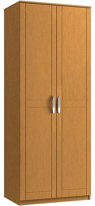 Capri Tall 2 Door Robe (2 colours & multiple options)