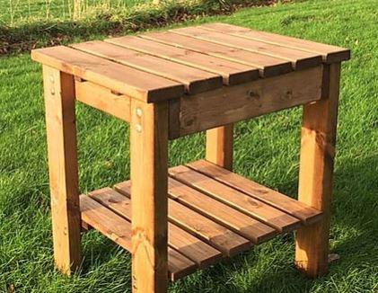 Garden Furniture Companion Table