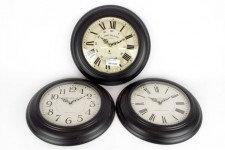 Antique Style Clocks - 3 designs