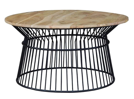 Artisan Occasionals Large Round Coffee Table