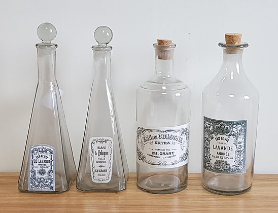 Vintage style Perfume Bottle