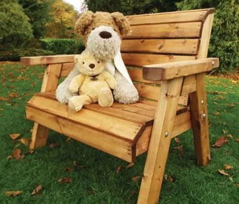 Kids Garden Furniture Bench