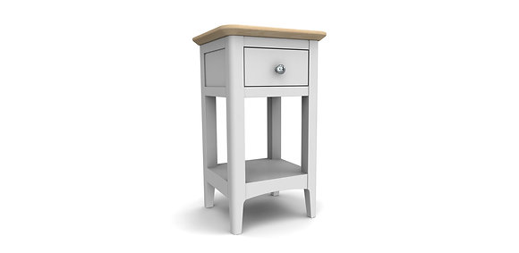 Aspen Mini Bedside - Oak or Grey