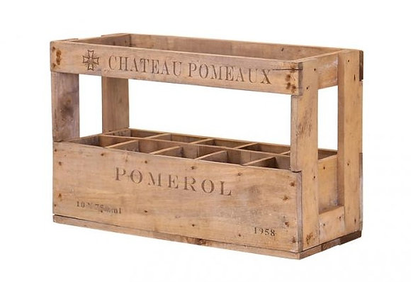 Wine Crate for 10 bottles