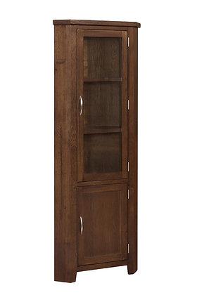 Denver Corner Display Cabinet