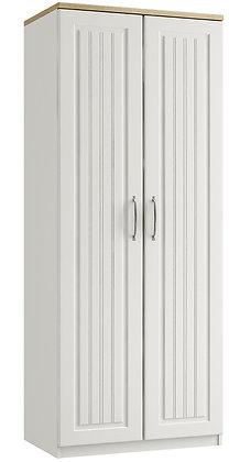 Portofino Tall 2 Door Robe (3 colours & multiple options)