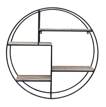 Artisan Occasionals Circular Wall Shelf