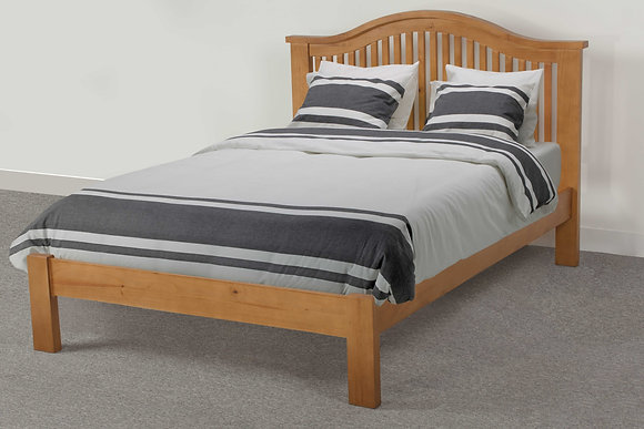 "Preston 4'6"" Low End Bedframe"