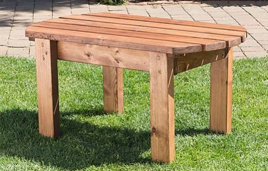 Garden Furniture Traditional Coffee Table