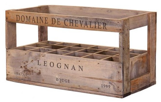 Wine Crate for 18 bottles