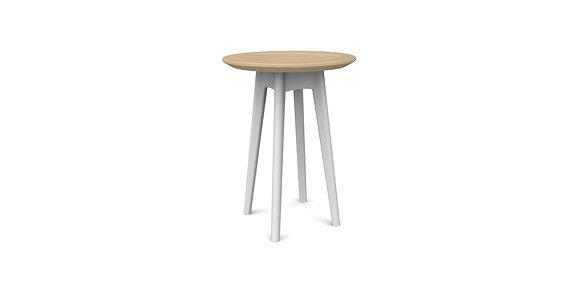 Aspen Round Wine Table - Oak or Grey