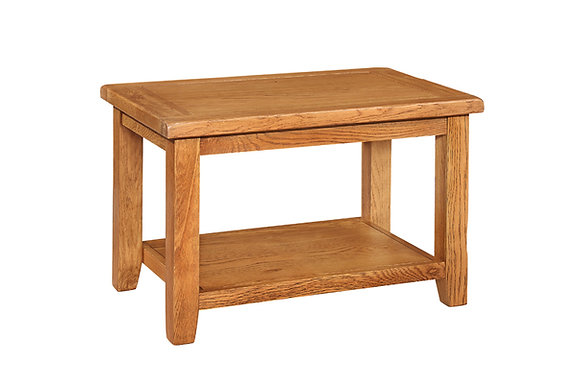 Richmond Coffee Table + Shelf