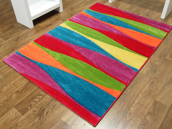 Candy Waves 80 x 150 Rug