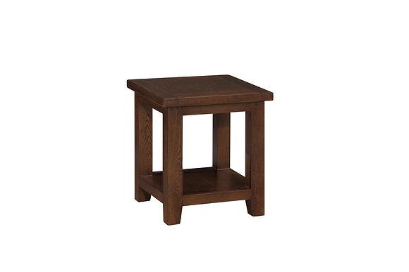 Denver Lamp Table 45 x 45 cm (+ Shelf)