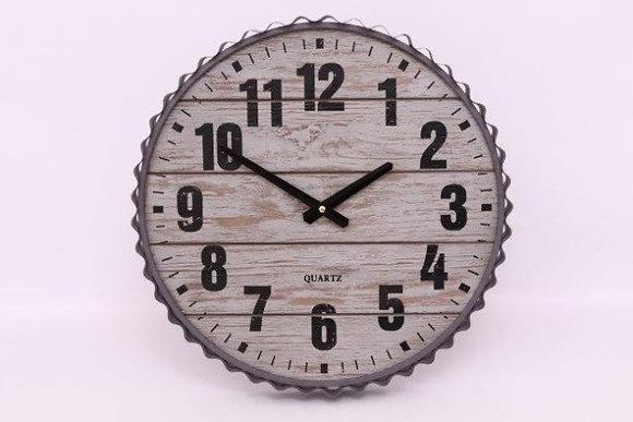 Cap Style Wall Clock