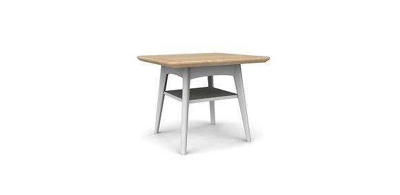 Aspen Square Coffee Table - Oak or Grey