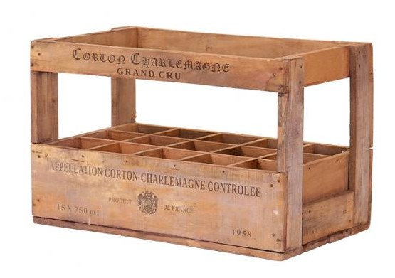 Wine Crate for 15 bottles