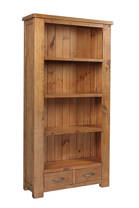 Montana 6' x 3' Bookcase with Drawers