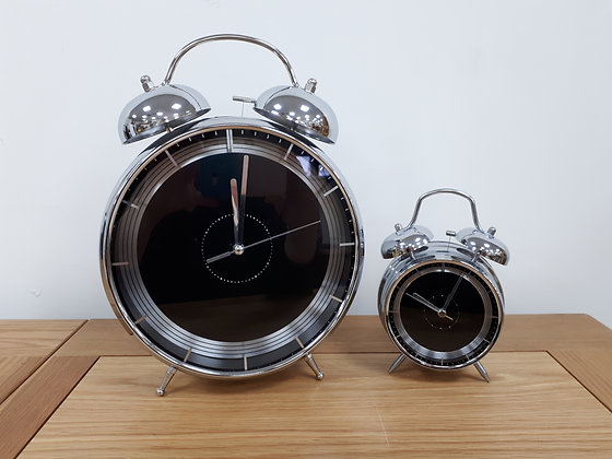 Twin Bell Alarm Clock - 2 sizes