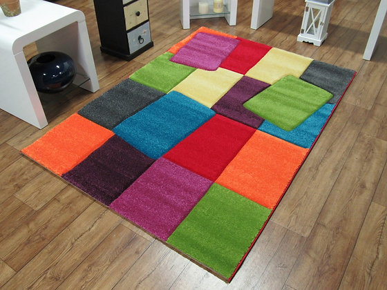 Candy Blocks 120 x 170 Rug