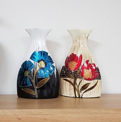 Vase H 31cm - 2 colours