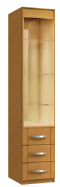 Capri Vanity Unit 3 Drawer (2 colours)