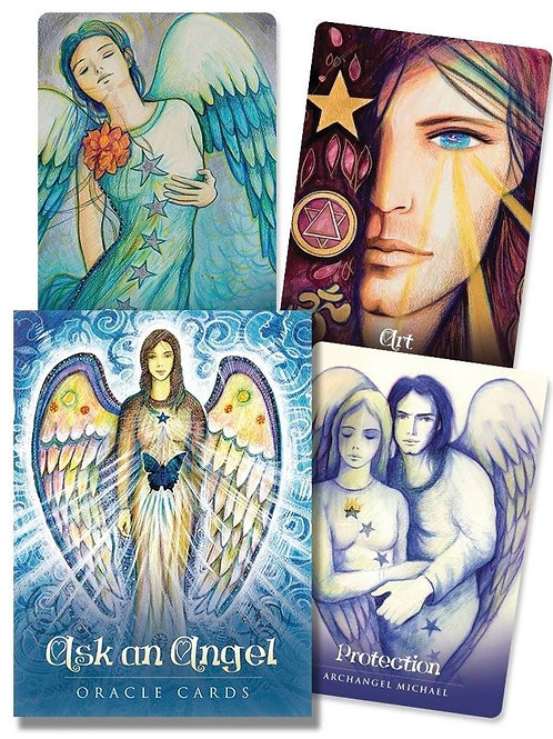 Ask an Angel Oracle Deck