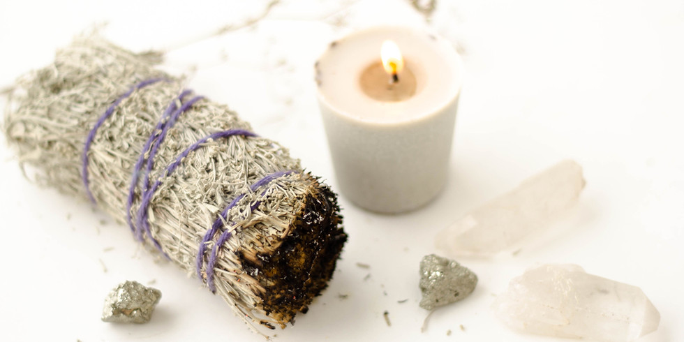 FLASH CASH FRIDAY - Smudging: Techniques To Clear & Raise Energy