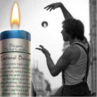 Candle Emotional Balance