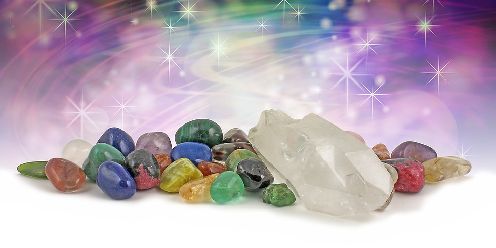 FLASH CASH FRIDAY - How to Cleanse and Care for Crystals