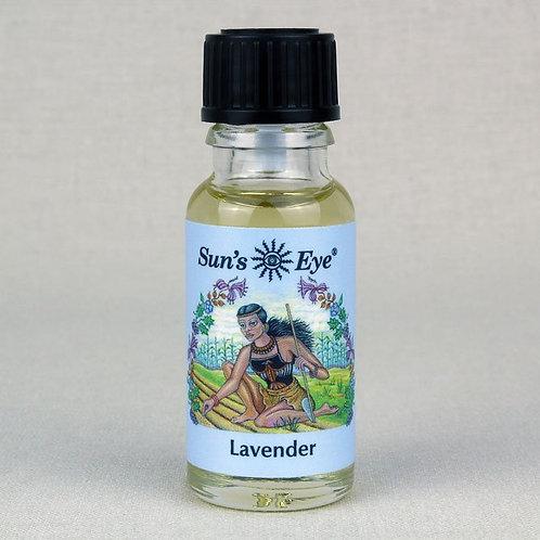 Sun's Eye Oil- Lavender Oil