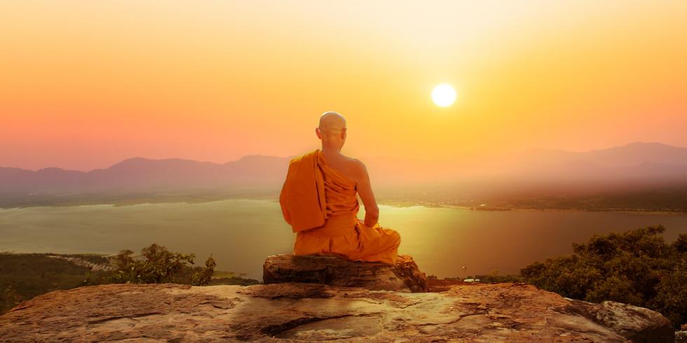 FLASH CASH FRIDAY - Meditate Like a Monk