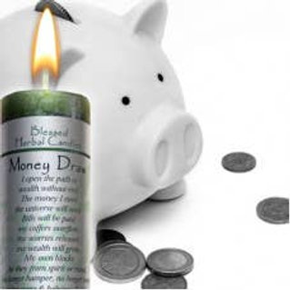 Candle Money Draw