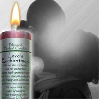 Candle Love's Enchantment