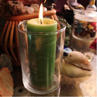 Candleholder- Affirmation Candleholder