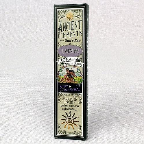 Incense Ancient Elements - Lavendar