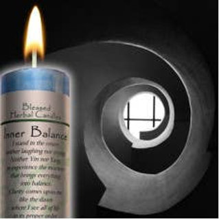 Candle Inner Balance