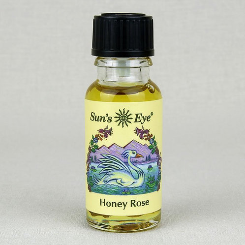 Sun's Eye Oil - Honey Rose