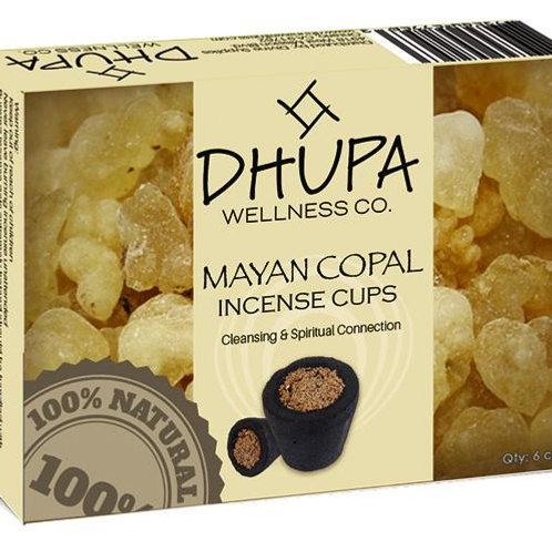 Incense Cup- Mayan Copal