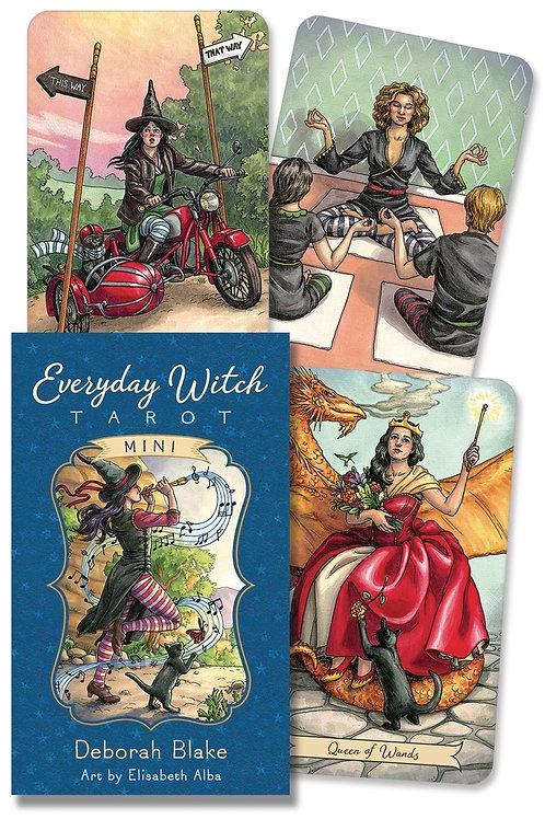 Everyday Witch Tarot mini deck